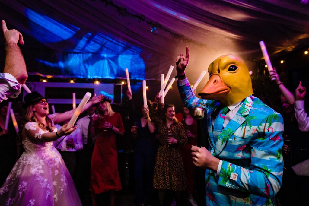GIANT LEAP bruiloft foto